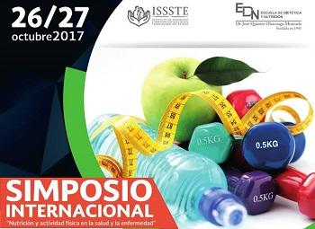 """SIMPOSIO INTERNACIONAL """"Nutrición y actividad física para la salud y la enfermedad"""""""