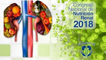 """Congreso COMENUR 2018 """"Nutrición en la enfermedad Renal, un reto en cada etapa y en la salud femenina"""""""