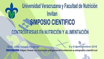 """SIMPOSIO CIENTÍFICO """"CONTROVERSIAS EN NUTRICIÓN Y ALIMENTACIÓN"""